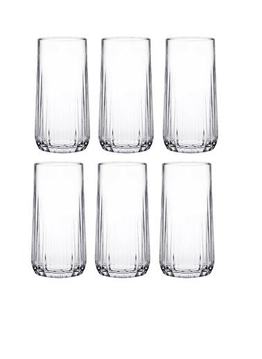 Paşabahçe Nova Su Meşrubat Bardak - 6 Lı Su Meşrubat Bardağı 420695 Renksiz